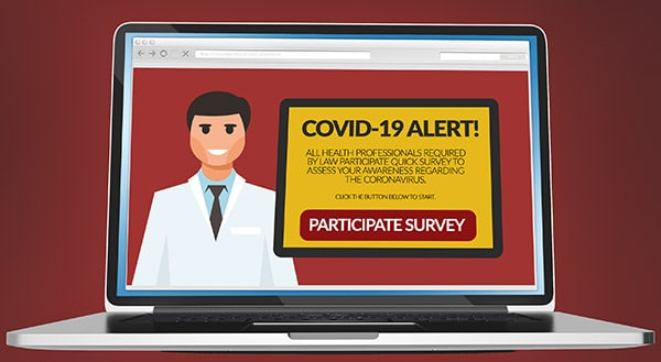Steer Clear of Coronavirus Scams